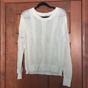 Gap sweater size large white